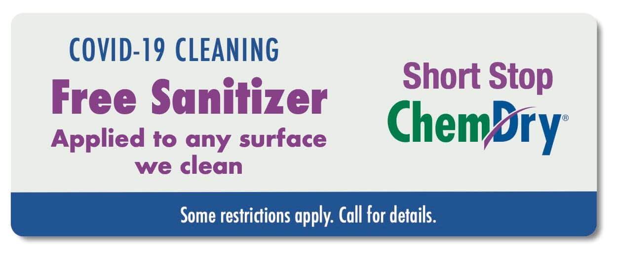free sanitizer applied to any surface we can coupon